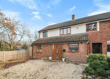 Thumbnail 4 bedroom semi-detached house to rent in Fernhill Close, Priestwood