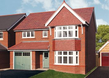 Thumbnail 4 bed detached house for sale in Hamilton Park, Off Bryony Road, Leicester, Leicestershire