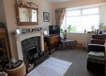 Thumbnail 2 bed semi-detached bungalow to rent in Dean Gardens, Portslade, Brighton, East Sussex
