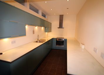 Thumbnail 2 bed flat to rent in Springfield Road, Blackpool