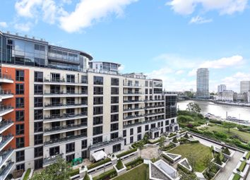 Thumbnail 2 bed flat for sale in Dolphin House, Imperial Wharf
