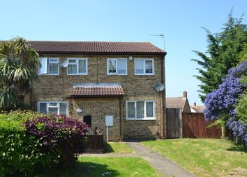 Thumbnail 2 bed terraced house for sale in Solent Gardens, Walderslade, Chatham