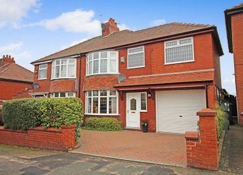 Thumbnail 4 bed semi-detached house for sale in Birch Avenue, Oldham, Chadderton