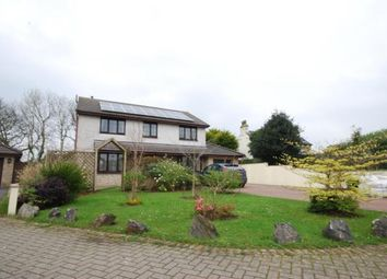 Thumbnail 4 bedroom detached house for sale in Illogan, Redruth, Cornwall