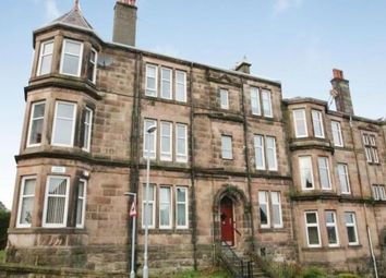 Thumbnail 1 bed flat to rent in 22 John Street, Gourock