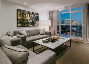 Thumbnail 2 bed flat for sale in Marine Wharf East (Harbourside), Plough Way, Rotherhithe