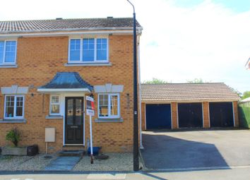 2 bed semi-detached house for sale in Wyvern Close, Weston-Super-Mare BS23
