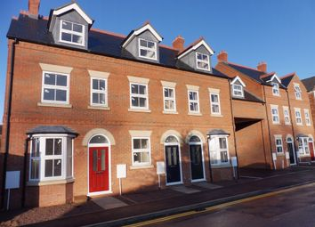 Thumbnail 4 bed terraced house for sale in St. Augustines Road, Wisbech