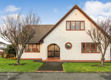 Thumbnail 4 bed detached house for sale in Southdown Drive, Thornton-Cleveleys
