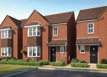 Thumbnail 3 bedroom semi-detached house for sale in The Campton, Manor House Park, Biddenham