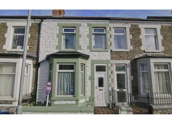 Thumbnail 2 bedroom terraced house for sale in Glenroy Street, Cardiff