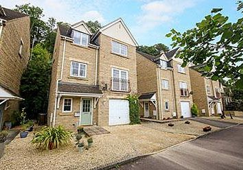 Thumbnail 4 bed property to rent in Mill Close, Brimscombe, Stroud