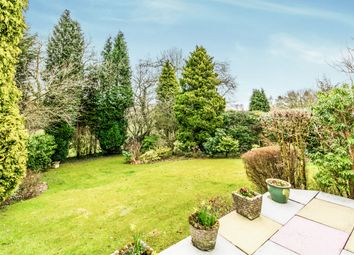 Thumbnail 2 bed bungalow for sale in Woodlands Road Pownall Park, Wilmslow
