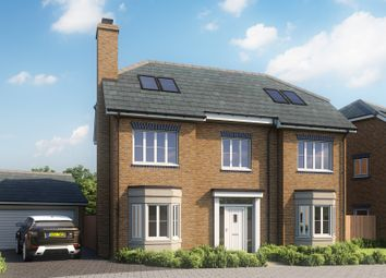 Thumbnail 5 bedroom detached house for sale in Hornyold Avenue, Malvern