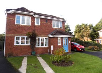 Thumbnail 3 bed detached house to rent in Greenbriar Close, Blackpool