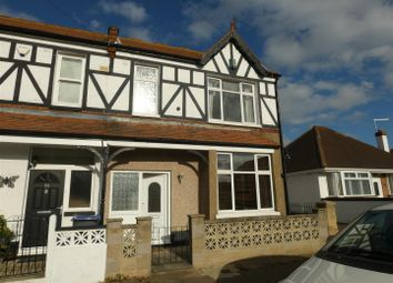 Thumbnail 3 bed end terrace house to rent in Sandown Drive, Herne Bay