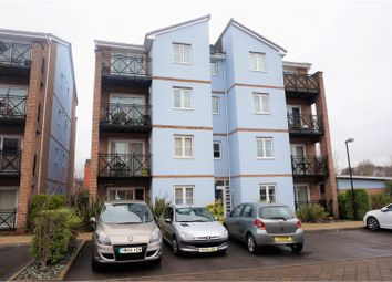 Thumbnail 1 bed flat for sale in Pentland Close, Llanishen