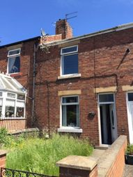 Thumbnail 2 bed terraced house to rent in Park Street, Willington, Crook