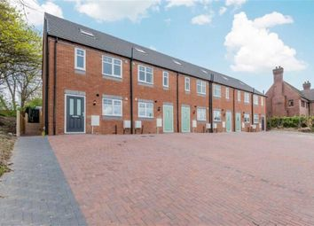 Thumbnail 3 bedroom mews house for sale in Rutland Road, Longton, Staffordshire