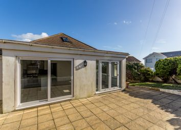 Thumbnail 5 bed detached bungalow to rent in Lenham Avenue, Saltdean, Brighton