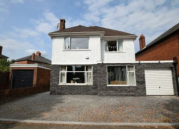 Thumbnail 3 bed detached house for sale in Ash Grove, Whitchurch, Cardiff.