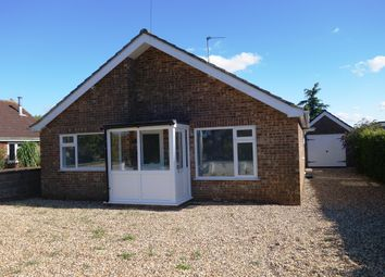 Thumbnail 3 bed detached bungalow to rent in Vong Lane, Pott Row, King's Lynn