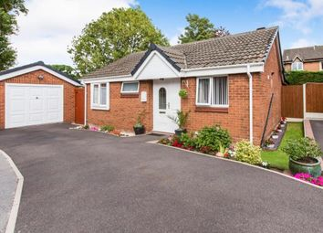 Thumbnail 3 bed bungalow for sale in Redgate, Northwich, Cheshire
