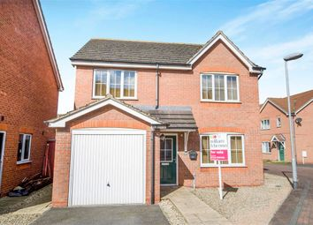 Thumbnail 4 bed detached house for sale in Gadwall Way, Scunthorpe