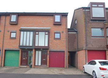 Thumbnail 4 bed town house for sale in Rampart Row, Gosport