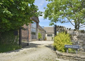 Thumbnail 6 bed barn conversion for sale in Rudge Hall, Rudge Hill, Rudge, Somerset