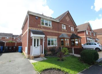 Thumbnail 3 bed semi-detached house for sale in Saxon Way, Liverpool, Merseyside