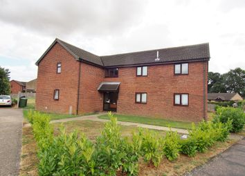 Thumbnail 1 bed flat for sale in Lime Tree Avenue, Wymondham
