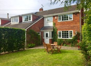 Thumbnail 4 bed semi-detached house for sale in St. Georges Crescent, Chester, Cheshire