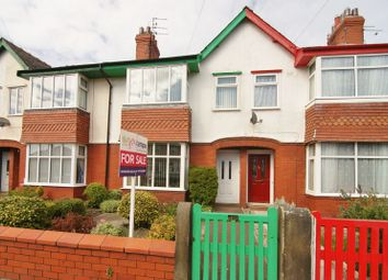 Thumbnail 3 bed terraced house for sale in Church Road, Lytham St. Annes