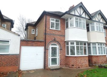 Thumbnail Semi-detached house for sale in Knipersley Road, Sutton Coldfield