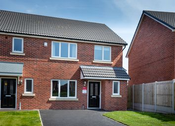 Thumbnail 3 bedroom semi-detached house for sale in Dalton Avenue, Carlisle