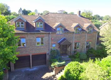 Thumbnail 4 bed detached house to rent in Chequer Grange, Forest Row