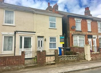 Thumbnail 2 bedroom end terrace house for sale in Alston Road, Ipswich