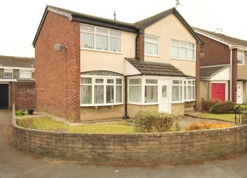 Thumbnail 4 bed detached house for sale in Lytham Close, Liverpool