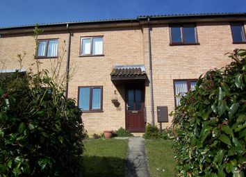 Thumbnail 2 bed maisonette for sale in Padstow Avenue, Fishermead, Milton Keynes