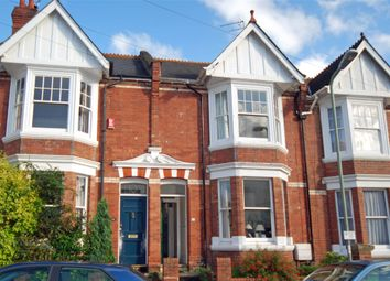 Thumbnail 3 bed terraced house to rent in St. Leonards Road, St. Leonards, Exeter