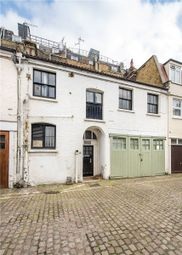 Thumbnail 3 bed mews house for sale in Lancaster Mews, London