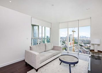 Thumbnail 2 bed flat to rent in Sky Gardens, 143-161 Wandsworth Road, Nine Elms, London