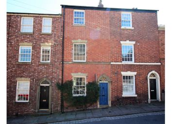 Thumbnail 3 bed terraced house for sale in Chapel Street, Macclesfield