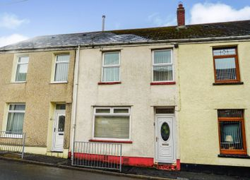 3 bed terraced house for sale in High Street, Port Talbot SA13