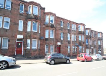 Thumbnail 2 bed flat for sale in 28E, Ellerslie Street, Johnstone PA58Hg
