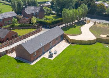 Thumbnail 3 bed detached bungalow for sale in Beamhurst, Uttoxeter, Staffordshire