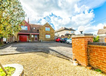 Thumbnail 4 bed detached house for sale in Chalk Road, Higham, Rochester, Kent