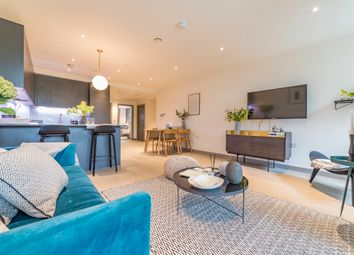 Thumbnail 2 bedroom flat for sale in The Taper Building, Long Lane, London