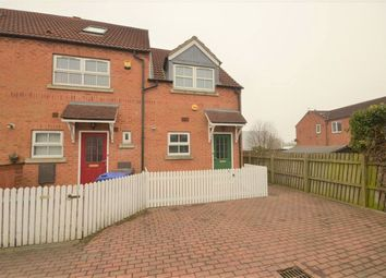 Thumbnail 2 bed terraced house to rent in Carpenters Close, Selby